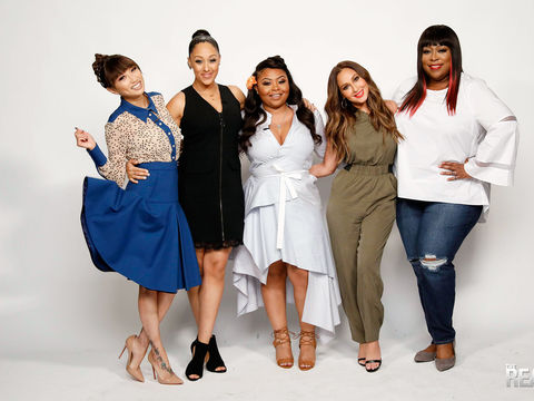Wednesday on 'The Real': Guest Co-Host Shekinah, Plus Loni's Single and…