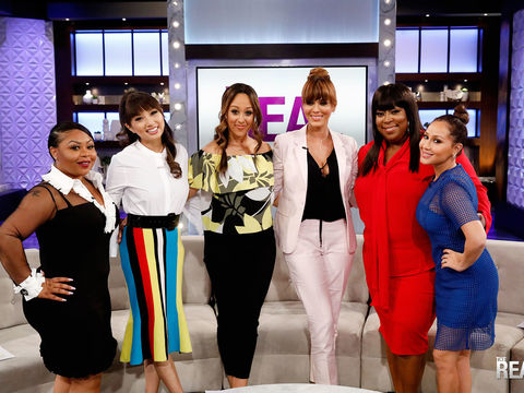 Thursday on 'The Real': Guest Co-Host Shekinah, Nicole Ari Parker