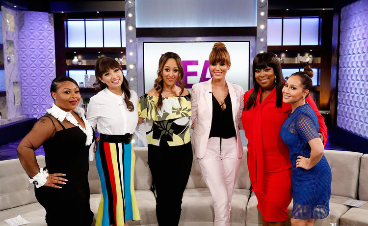 Wednesday on 'The Real': Guest Co-Host Shekinah, Nicole Ari Parker
