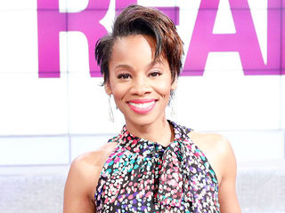 Anika Noni Rose Gets REAL!