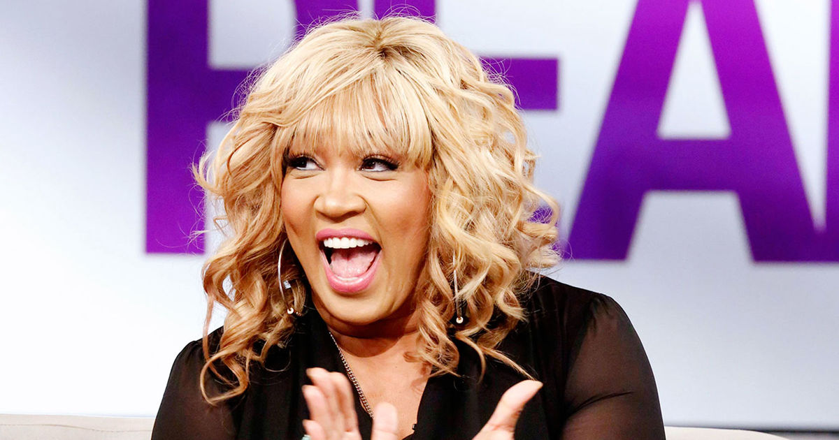 Image result for kym whitley on the real