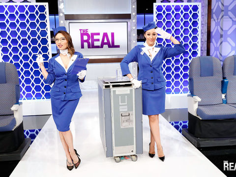 Friday on 'The Real': Passport to Pretty