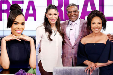Guest Co-Host Michelle Williams, The Cast of 'Greenleaf'