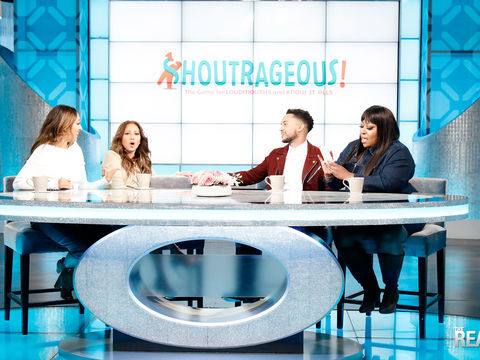 Shoutrageous with Tahj Mowry