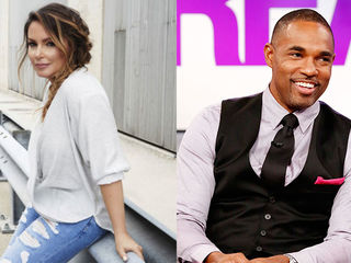 Guest Co-Host Angie Martinez, Jason George!