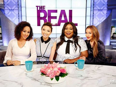 Today on #TheReal, @TameraMowryTwo is giving fans her two cents in Tamera's…