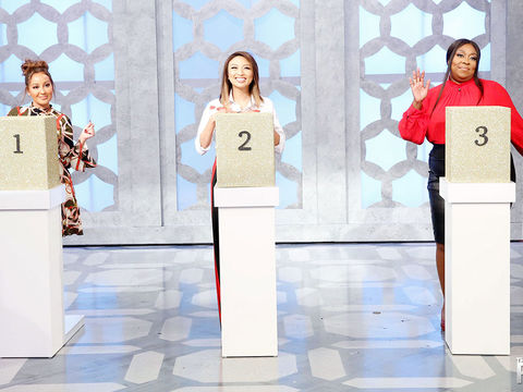 Wednesday on 'The Real': We're Playin' Go Big or Go Home!