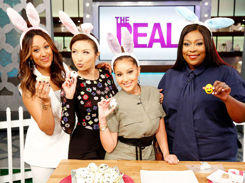Thursday on 'The Real': It's an Egg-citing Day!
