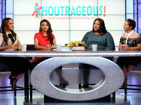 Friday on 'The Real': We're Getting Shoutrageous!