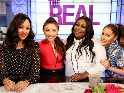 Tuesday on 'The Real': It's a Double Dose of Girl Chat