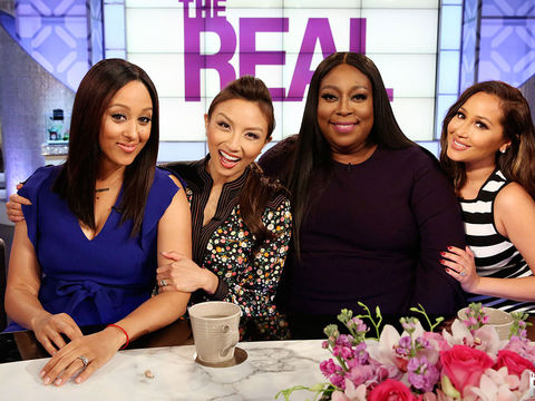 Thursday on 'The Real': It's Slay Day!