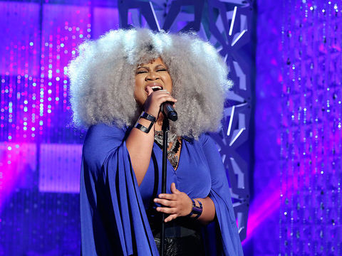 La'Porsha Renae Performs 'Good Woman'!