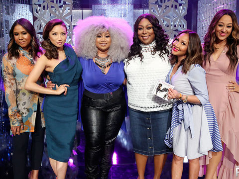 Wednesday on 'The Real': Guest Co-Host Angela Yee, La'Porsha Renae Performs
