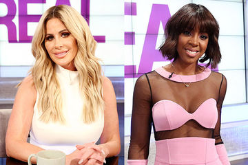 Guest Co-Host Kim Zolciak-Biermann, Kelly Rowland