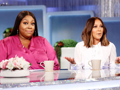 Loni and Adrienne Hit Reply...