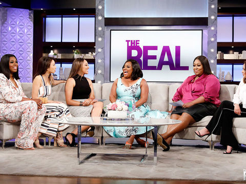 Sherri Shepherd Gets REAL