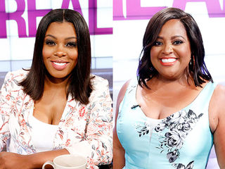 Guest Co-Host Ta'Rhonda Jones, Sherri Shepherd