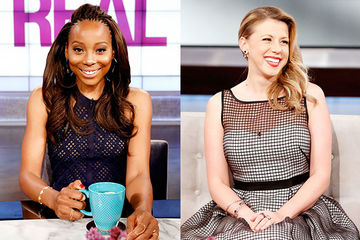 Guest Co-Host Erica Ash, Jodie Sweetin
