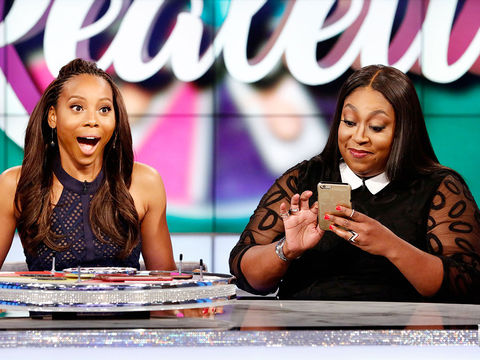Loni Prank Texts Tisha Campbell-Martin from Erica Ash's Phone