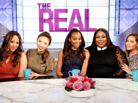 'The Real' Talks Pregnancy Shaming