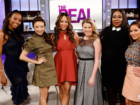 Wednesday on 'The Real': Guest Co-Host Erica Ash, Jodie Sweetin