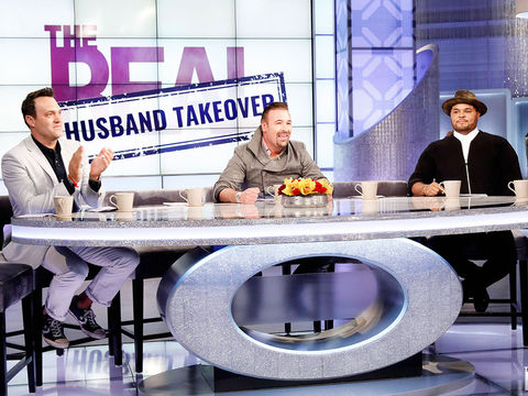 Get Up and Dance! The Husbands Are Taking Over on 'The Real'