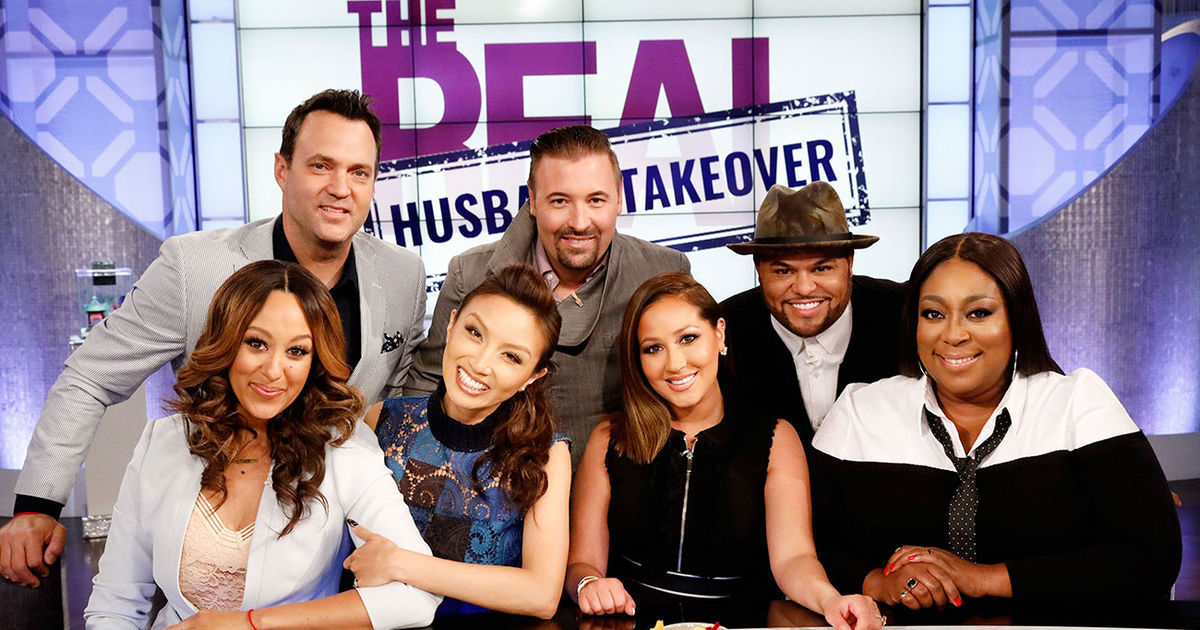 Thursday on 'The Real': It's a Husband Takeover!