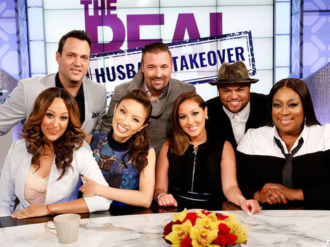Friday on 'The Real': It's a Husband Takeover!