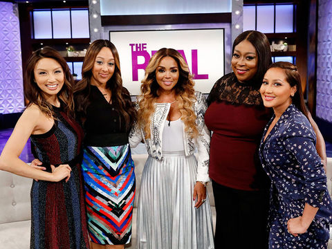 Friday on 'The Real': Rasheeda Frost, Plus a REAL Heart Reunion
