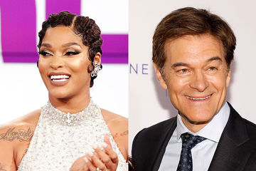 Guest Co-Host Joseline Hernandez, Dr. Oz