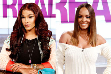 Guest Co-Host Joseline Hernandez, Evelyn Lozada