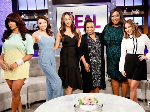 Tuesday on 'The Real': Guest Co-Host Joseline Hernandez, Chandra Wilson
