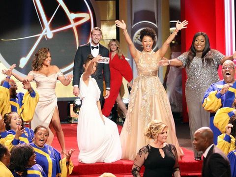We had a blast being part of the @DaytimeEmmys opening number! Tune in for our…