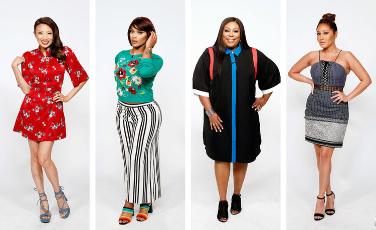 #TheReal Style Breakdown: Fun Friday Fashion