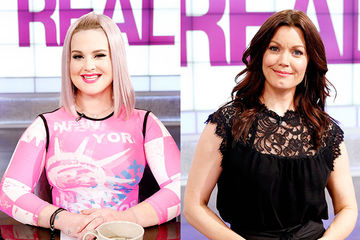 Guest Co-Host Kelly Osbourne, Bellamy Young
