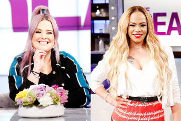 Guest Co-Host Kelly Osbourne, Faith Evans Performs