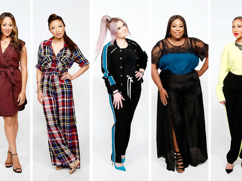 #TheReal Style Breakdown: Fun & Fierce Fashion