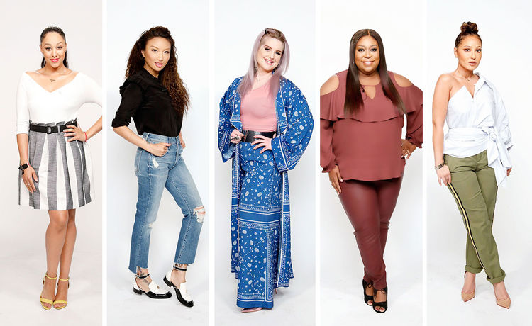 #TheReal Style Breakdown: #StyleGoals
