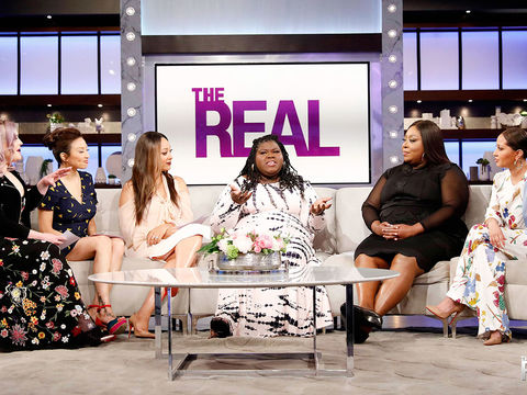 Gabourey Sidibe Gets REAL!