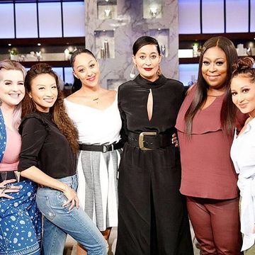 Today on #TheReal, @KellyOsbourne keeps it REAL as guest co-host,…