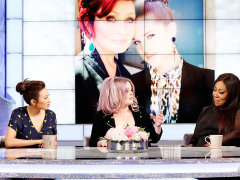 Kelly Osbourne Thanks Her Mom