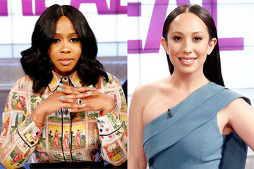 Guest Co-Host Remy Ma, Cheryl Burke