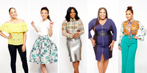 #TheReal Style Breakdown: A Pop of Color