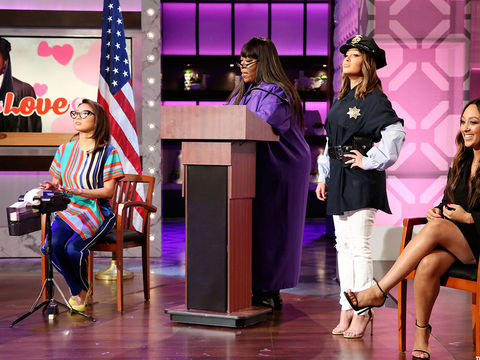 Loni's Love Court: Remy Ma and Papoose's Heated Argument