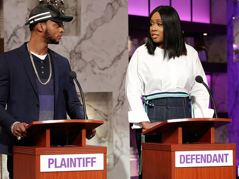 Loni's Love Court with Remy Ma and Papoose