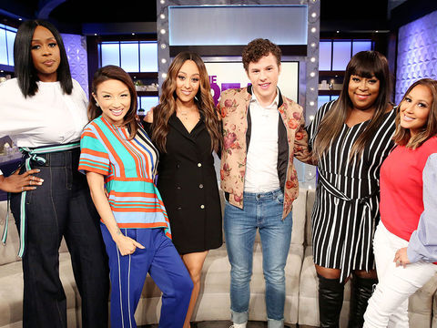 Tuesday on 'The Real': Guest Co-Host Remy Ma, Nolan Gould