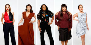 #TheReal Style Breakdown: Bold Ruffles and Frills