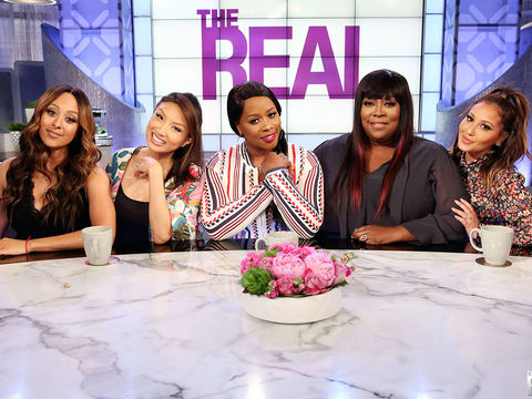 Thursday on 'The Real': Guest Co-Host Remy Ma, Mega Fake It or Take It