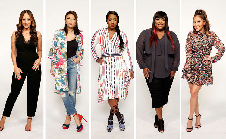 #TheReal Style Breakdown: Fun and Flirty