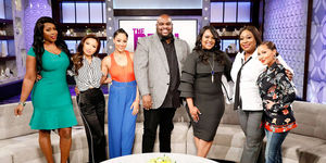 Friday on 'The Real': Guest Co-Host Remy Ma, Pastor John Gray and Aventer Gray